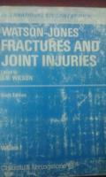 Fractures and Joint Injuries (volume 1)